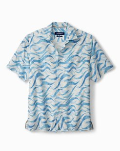 Standard Fit Retsina Waves IslandZone® Camp Shirt