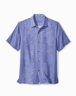 Pacific Floral Camp Shirt