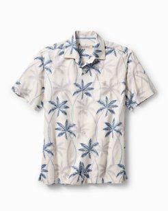 Standard Fit Palmas Palooza IslandZone® Camp Shirt