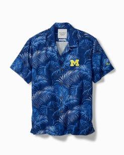 Collegiate Fez Fronds Camp Shirt