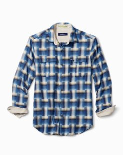 Boogie Plaid Flannel Shirt