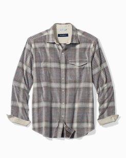 Paniolo Plaid Cord Shirt