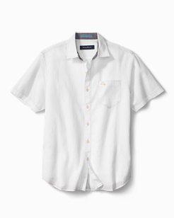 The Salvatore Stretch-Cotton Camp Shirt