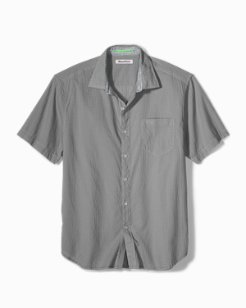 The Salvatore Stretch-Cotton Camp Shirt