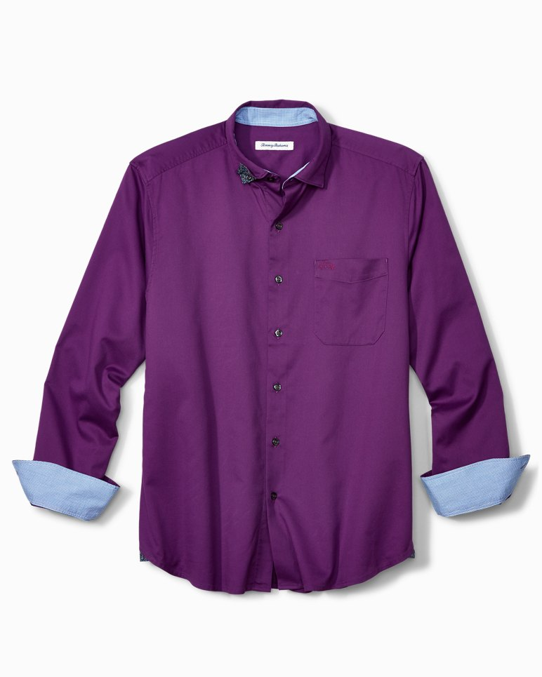 Main Image for Oasis Twill Long-Sleeve Stretch Shirt