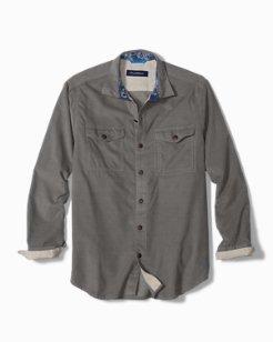 Harrison Cord Shirt