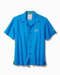 Collegiate Catalina Twill Camp Shirt