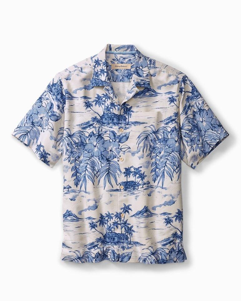 Main Image for Standard Fit Destination Hawaii Camp Shirt
