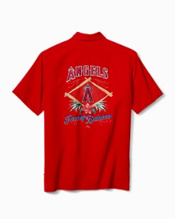 MLB® Angels Batting Paradise Camp Shirt