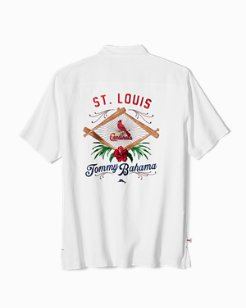 MLB® Cardinals Batting Paradise Camp Shirt