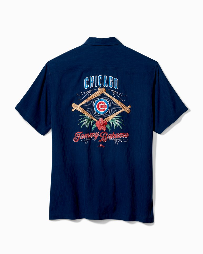 Main Image for MLB® Cubs Batting Paradise Camp Shirt