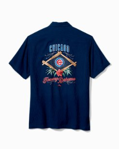 MLB® Cubs Batting Paradise Camp Shirt