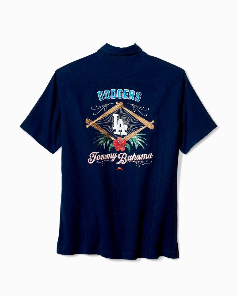 Main Image for MLB® Dodgers Batting Paradise Camp Shirt