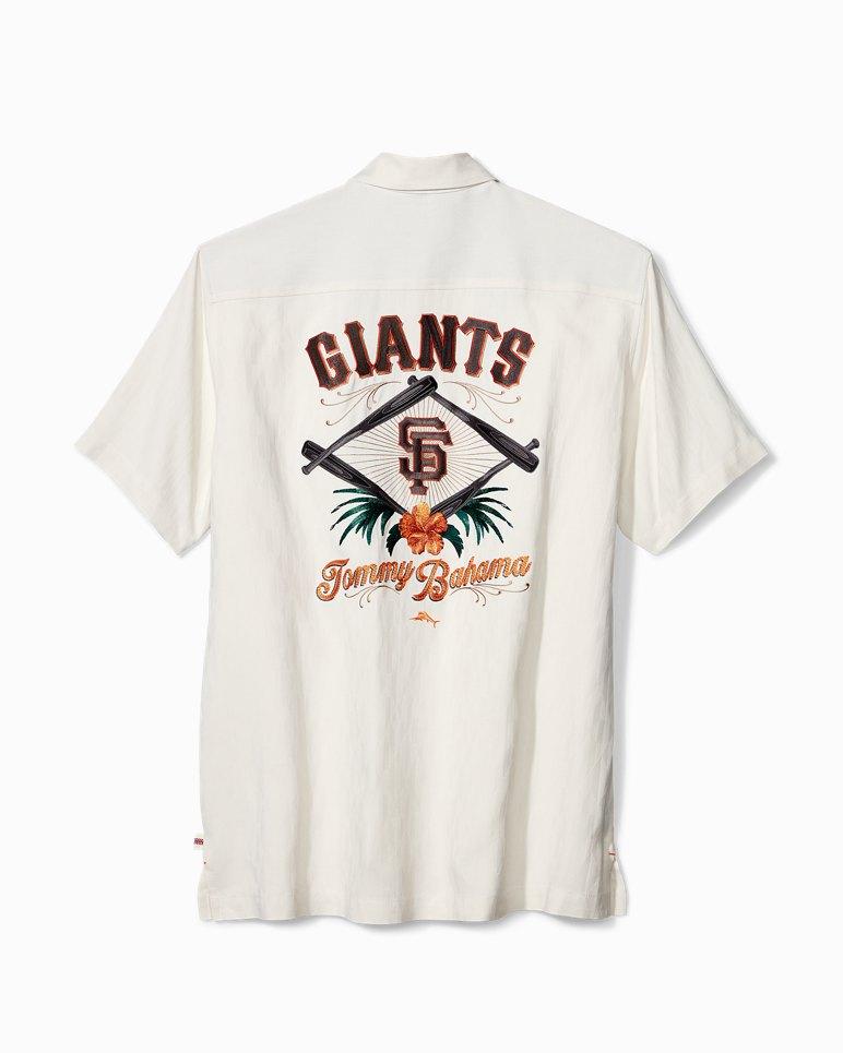 Main Image for MLB® Giants Batting Paradise Camp Shirt