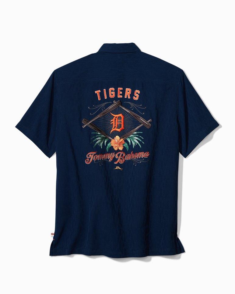 Main Image for MLB® Tigers Batting Paradise Camp Shirt