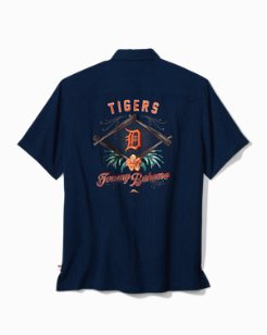 MLB® Tigers Batting Paradise Camp Shirt