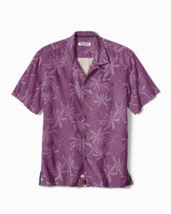 Palms Over Miami Camp Shirt