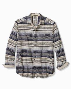 Cozy Coast Stripe Shirt
