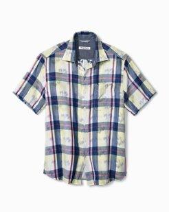 Double Flora Camp Shirt