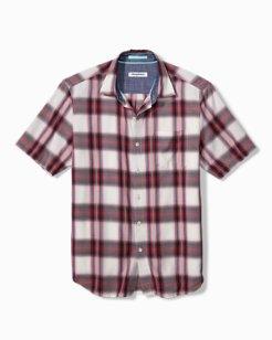 Biscayne Plaid Camp Shirt