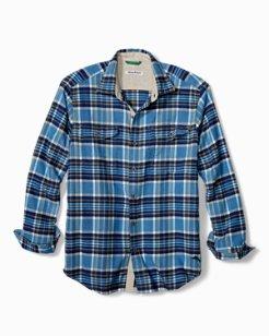 Bungalow Plaid Flannel Shirt