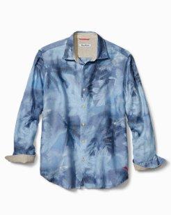 Tropic Haze Linen Shirt