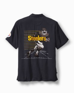 NFL Steelers Camp Shirt