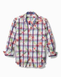 Vedado Plaid Shirt