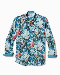 Parrot Oasis IslandZone® Linen Shirt