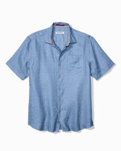 Costa Sera Linen Camp Shirt