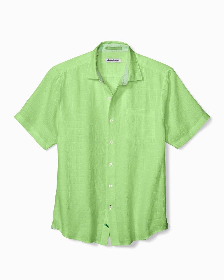 Main Image for Costa Sera Linen Camp Shirt