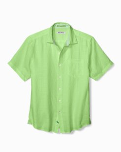 Costa Sera Linen Camp Shirt