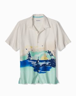 Sunset Sails Camp Shirt