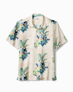 Tommy The Toucan Camp Shirt