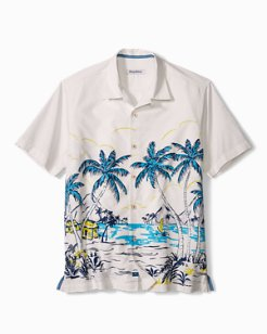 Surfside Hideaway Camp Shirt