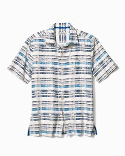 Breaker Bay Stripe IslandZone® Camp Shirt
