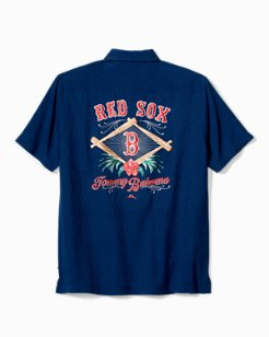 MLB® Red Sox Batting Paradise Camp Shirt
