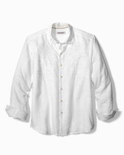 Down The Isle Linen Shirt