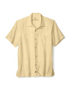 St. Lucia Fronds Camp Shirt