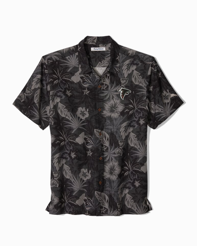 Main Image for NFL Fuego Floral Camp Shirt