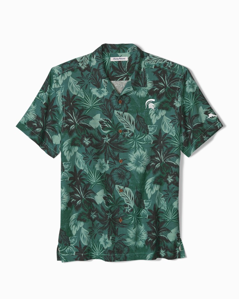 Main Image for Collegiate Fuego Floral Camp Shirt