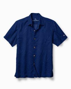 Luau Floral Camp Shirt