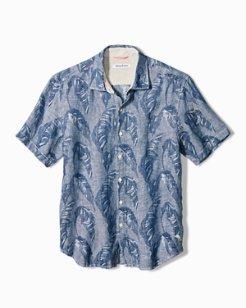 Help Me Fronda Linen Camp Shirt