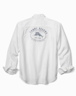 Island Life '93 Breezer Linen Shirt