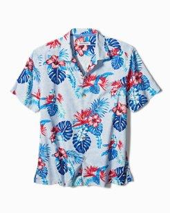 Casa Rosa Camp Shirt