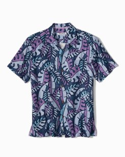 Mateo Fronds IslandZone® Camp Shirt