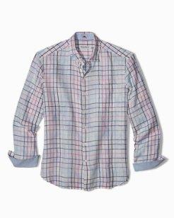 Tulum Terrace Linen Shirt