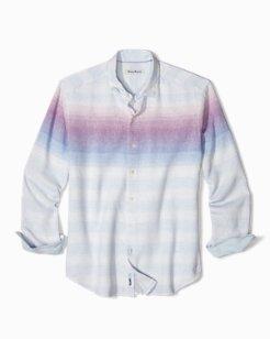 Sunset Ombré IslandZone® Linen Shirt