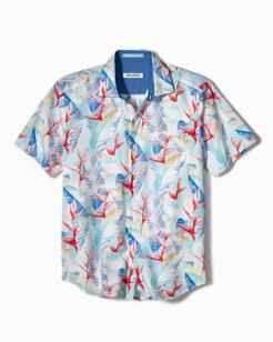 Nueva Vida Floral Camp Shirt