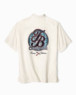 Tommy Bahama Clubhouse IslandZone® Camp Shirt